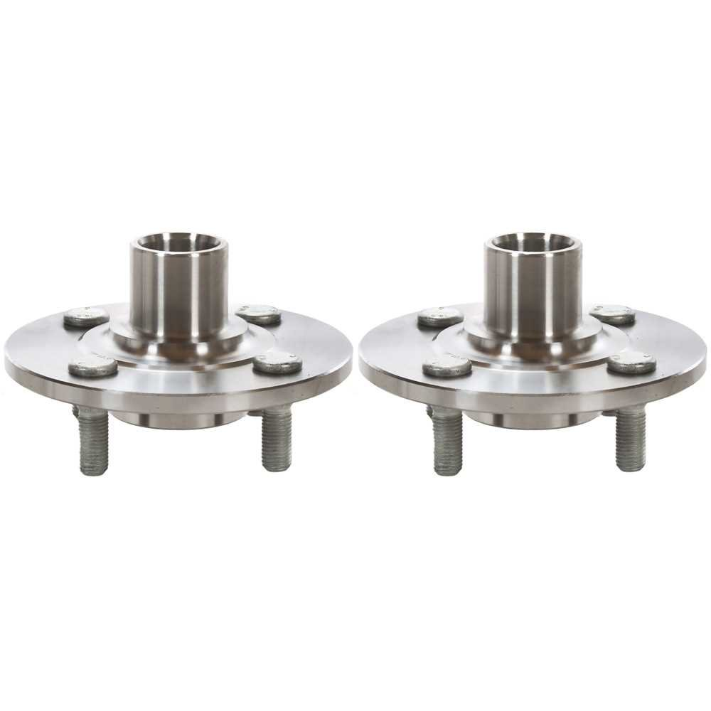 Prime Choice Auto Parts HB618516PR Front Hub Bearing Assembly Pair