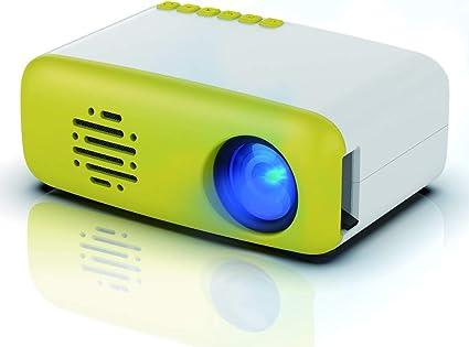 Amazon.com: Mini proyector Pico portátil, proyector de ...