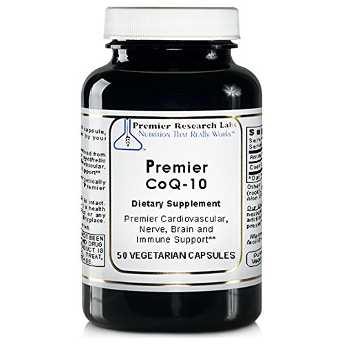 Premier CoQ-10, 100 Capsules, Vegan Product – Live-Source, Fermented CoQ10 Review