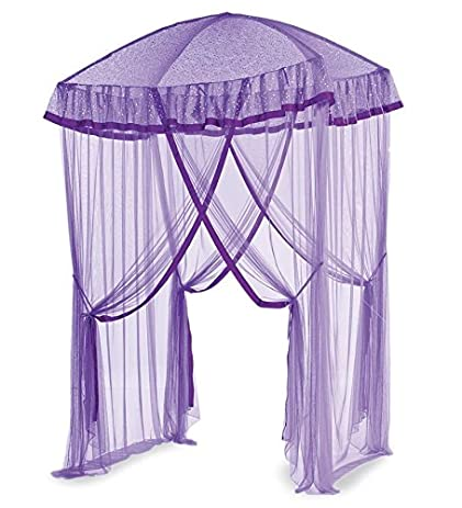 Sparkling Lights Lighted Canopy Bower in Purple  sc 1 st  Amazon.com & Amazon.com: Sparkling Lights Lighted Canopy Bower in Purple: Toys ...