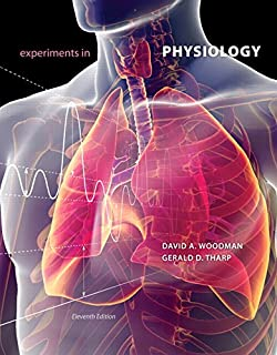 Amazon experiments in physiology 10th edition 9780321652195 experiments in physiology 11th edition fandeluxe Image collections