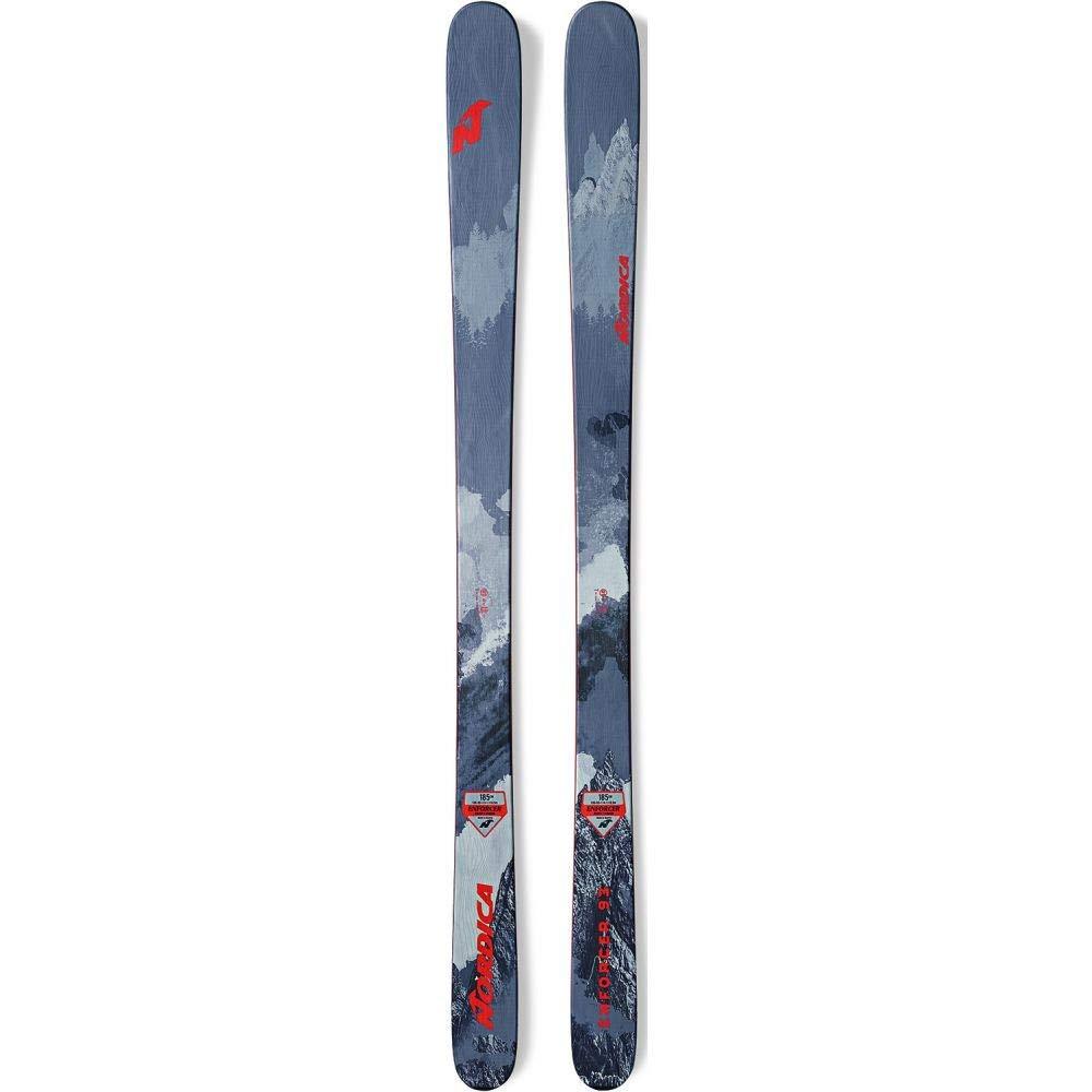 (ノルディカ) Nordica メンズ スキースノーボード ボード板 Enforcer 93 Skis 2019 [並行輸入品] B07HQ1WZRV 185CM