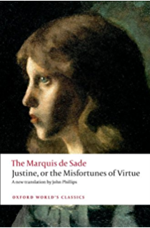 Justine philosophy in the bedroom and other writings kindle justine or the misfortunes of virtue oxford worlds classics fandeluxe Image collections