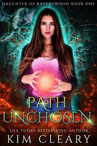 When everyone lies, who can you trust?Prepare yourself for urban fantasy with a bite! Path Unchosen (Daughter of Ravenswood Book 1) by Kim Cleary