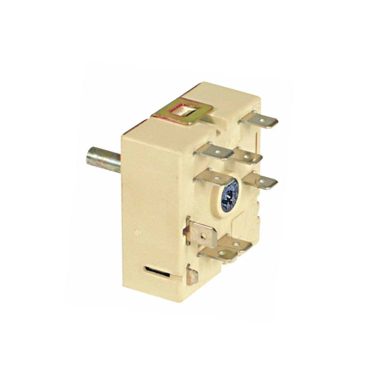 Decke 2 St/ück//H x T = 140 x 80 mm//wei/ßaluminium, Element System 18133-00113 Wandhaken