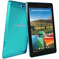 Envizen 10.1' Tablet 32GB Quad Core Android 4.4 WiFi 3G T-Mobile w/ Cams EVT10Q (Certified Refurbished)