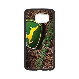 Samsung Galaxy S6 Custom Cell PhoneCase John Deere Case Cover WWRF33287