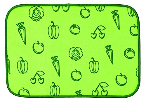 fruit and vegetable drying mat - 3