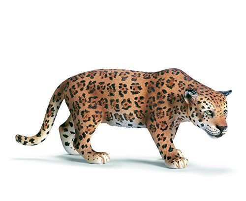 [Schleich Jaguar] (Animals That Begin With E)