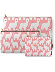 Society6 The Alpacas II Carry-All Pouch