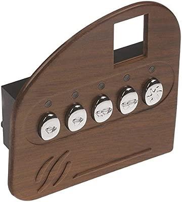Expobar Markus - Unidad de teclado para cafetera (5 teclas ...
