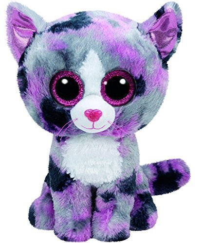 Ty Beanie Boos 6  Lindi The Cat Gift Collections Plush Doll Toys