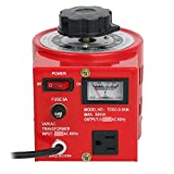 Metered Variac Variable 500W Transformer Auto Regulator 500VA