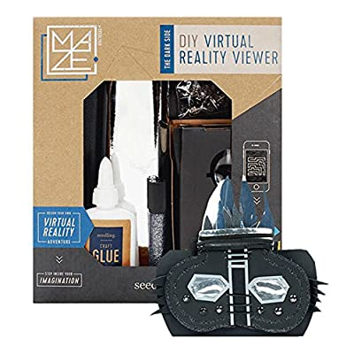 DIY Virtual Reality Viewer The Dark Side Gear Art And Craft Toys, 2017 Christmas Toys