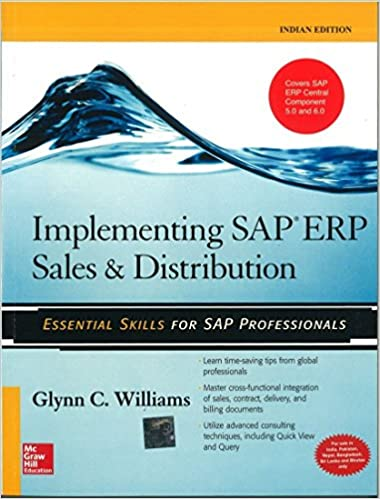 Amazon in: Buy Implementing SAP ERP Sales & Distribution