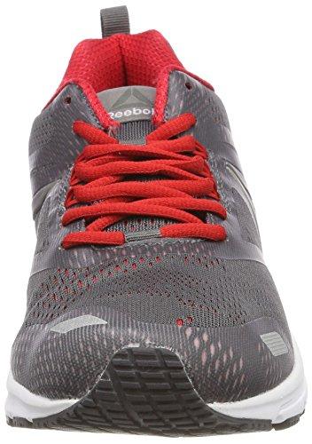 Gris Reebok Ash Ahary Chaussures Running Greyprimal Runner Homme Redpewter de f0Yxfr