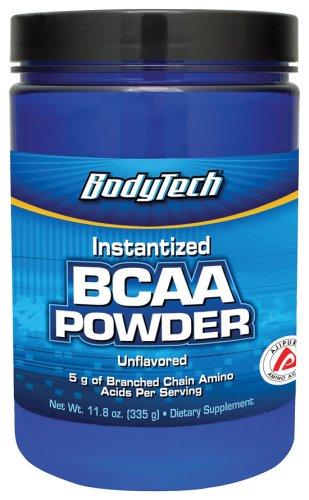 Bodytech - Bcaa en poudre, 5 g, 11,8 oz de poudre