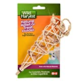 Wild Harvest Natural Millet And Treat Holder, For Cockatiels, Parakeets And Other Caged Birds