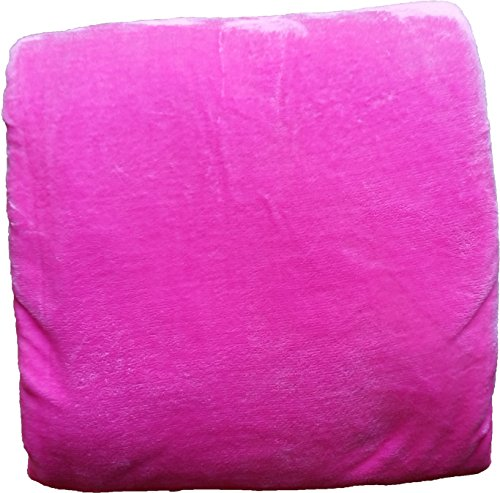 Fancy Collection Luxury Micro-fleece Ultra Plush Solid Blank