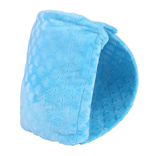 Baby U-shaped Neck Pillow Travel Pillow Car Seat Cushion(Pink) - 9