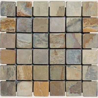 Autumn Mosaic Tile - 2