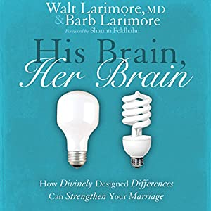 His Brain, Her Brain Audiobook