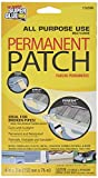 Super Glue Permanent Reinforced Polyester Fiberglass Patch #15298