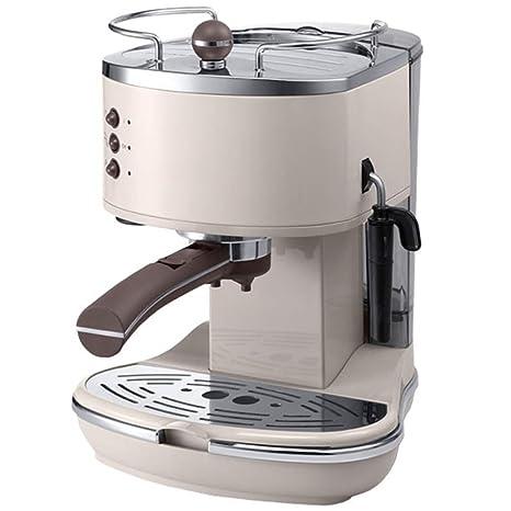 LJZQ Máquina de café exprés con bomba tradicional de LJINM Capacidad del tanque de agua de