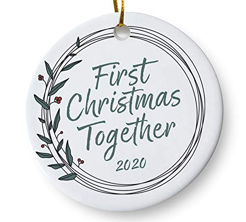 A Christmas Together 2020 Amazon.com: First Christmas Together 2020 Couples Ornament