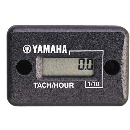 Yamaha ENG-METER-4C-01 Hour/Tach Deluxe Engine Meter