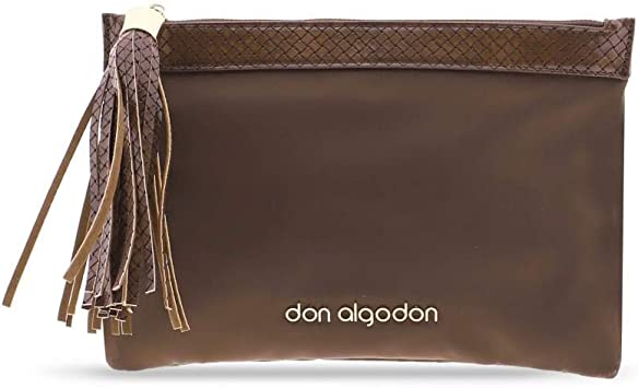 Don algodón Nylon Elevated Bolso de Mano Cartera, Cartera Mano ...