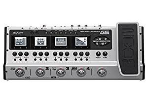 zoom g5 guitar effects and amp simulator with z pedal musical instruments. Black Bedroom Furniture Sets. Home Design Ideas