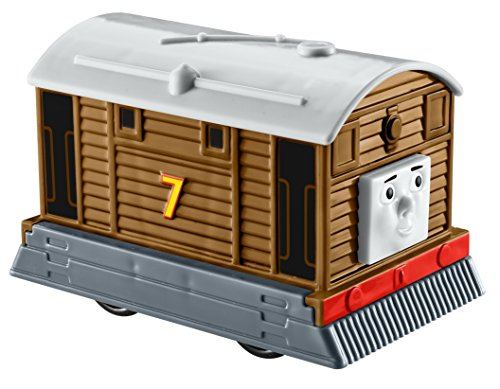 (Thomas & Friends Fisher-Price My First, Push Along Toby Train)