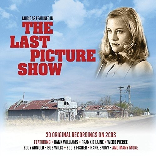 CD : VARIOUS - The Last Picture Show (original Soundtrack) (United Kingdom - Import)