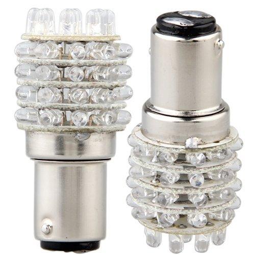 Dans P21 1156 Ba15s Utilisation 9 Leds Une V W 12 Ampoule Lampe Pour 80NwkOPnX