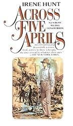 Across Five Aprils (Turtleback School & Library Binding Edition) by Irene Hunt (1981-02-01)