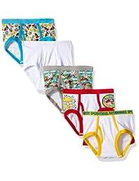 Dreamworks boys Captain Underpants 5 Pack Boys Brief