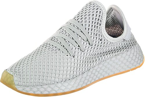 adidas Shoes Gymnastics 8 Unisex Grey Red Kids' rwqZxczpIr