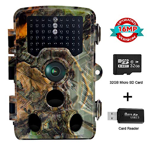 Best Trail Camera Under $100 in 2019