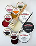 Encaustic Wax Paint Set- Glazing Hot Cakes Set