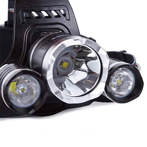 LightessRechargeableHeadLampRJ withLumens