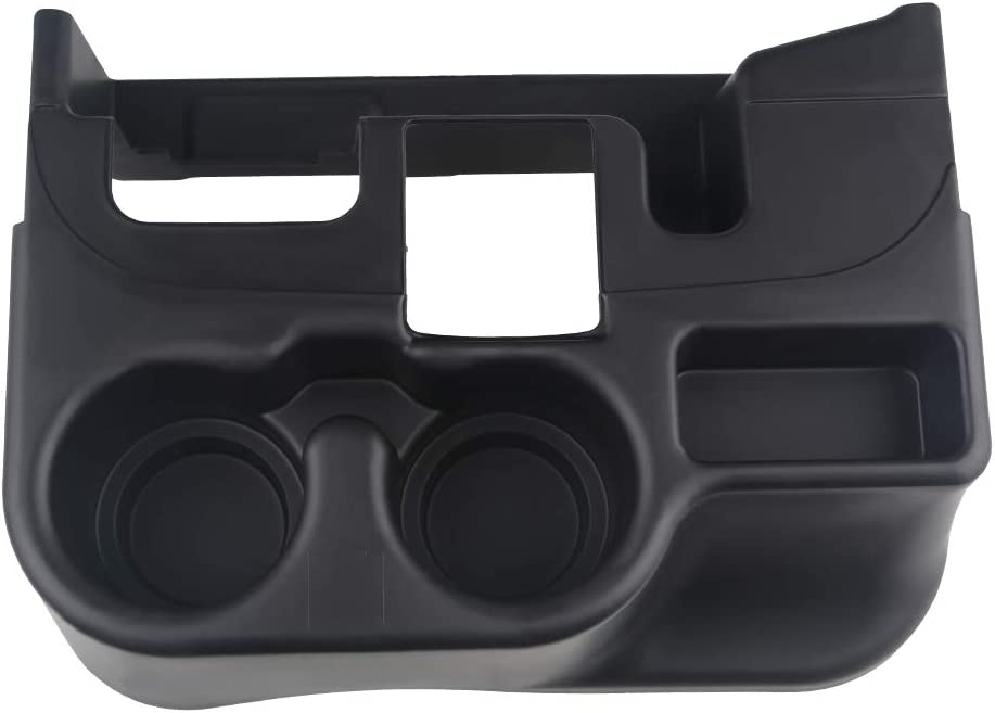 WMPHE Compatible with Center Console Cup Holder 2003-2012 Dodge Ram 1500 2500 3500 Cup Holder Replaces OE# SS281AZAA