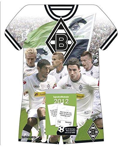 Borussia Mönchengladbach 2012 Tagesabreißkalender