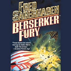 Berserker Fury Audiobook