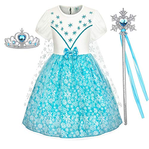 Costumes Birthday Party Dress - BanKids Princess Elsa Costume Birthday Party