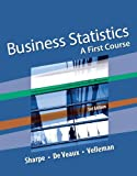 img - for Business Statistics: A First Course (3rd Edition) book / textbook / text book