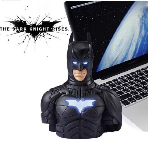 Batman 16GB USB Light Up Flash Drive by Batman