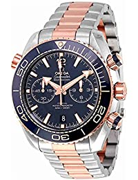 Seamaster Planet Ocean Chronograph Sedna Gold Automatic Mens Watch 215.20.46.51.03.001