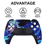 My Hero Academia Dabi PS5 Console and Controller