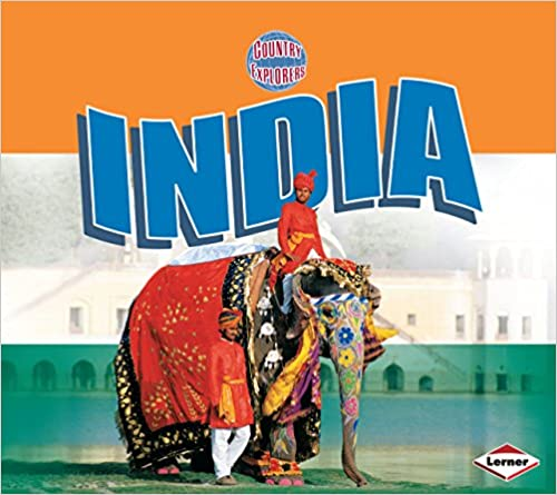Book India (Country Explorers)
